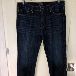 Lucky Brand 221 Original straight jeans 36x32 NWOT